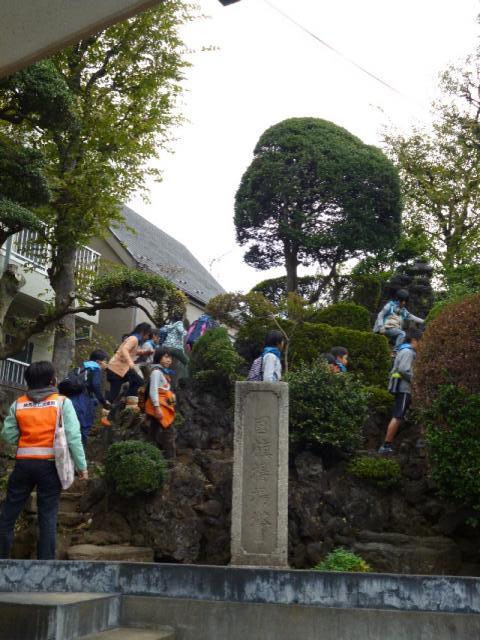 富士塚登山